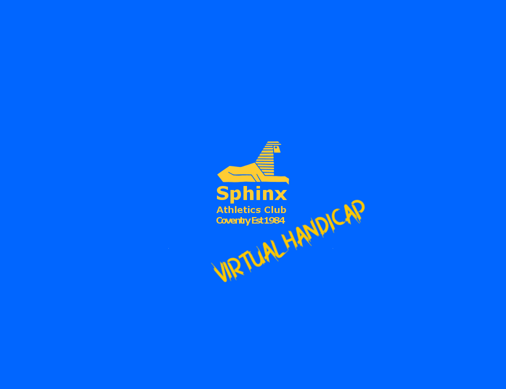 Sphinx Virtual Handicap - August (Final Race)